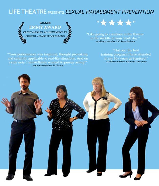 Life Theatre Presents poster
